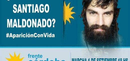 FCC Santiago Maldonado