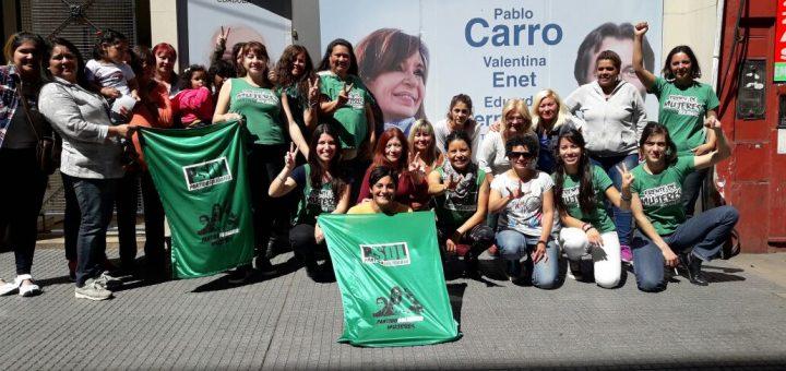 Frente de Mujeres Psol