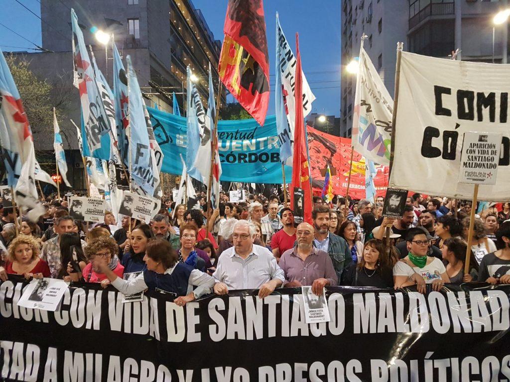 Movilizacion Cordoba