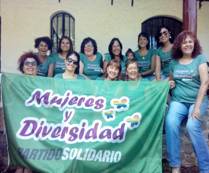 Frente de mujeres y diversidad