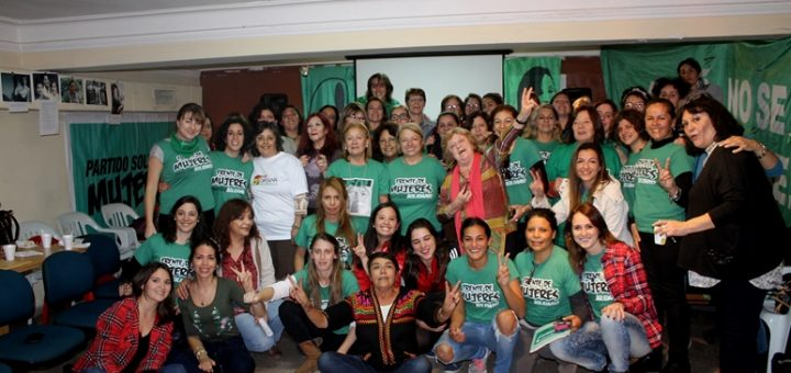 Mujeres Frente