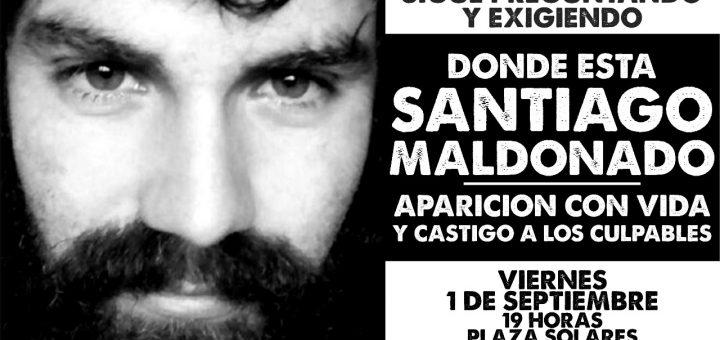 Santiago Maldonado Paravachasca